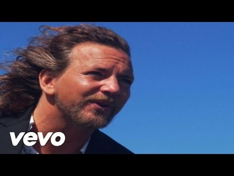 Cant Keep de Eddie Vedder Letra y Video