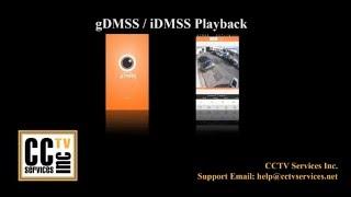 getlinkyoutube.com-gDMSS Playback Tutorial