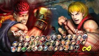 getlinkyoutube.com-Super Street Fighter 4 Arcade Edition (PC) Gameplay
