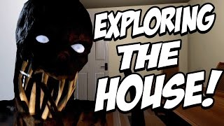 getlinkyoutube.com-BOOGEYMAN 2.0 | EXPLORING THE HOUSE! Dont Go Into The Basement.. | Night 1 NEW UPDATE!