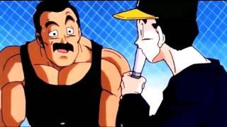 getlinkyoutube.com-『 Dragon Ball Z - Gohan Goes To Play Baseball 』