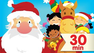 getlinkyoutube.com-Jingle Bells + More Classic Kids' Songs