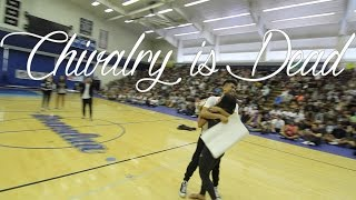Dyllan Hipol Choreography | Chivalry is Dead by Trevor Wesley | Promposal