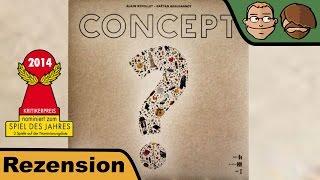Concept (nominiert zum Spiel des Jahres 2014)  - Brettspiel - Review #9