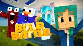 getlinkyoutube.com-SUPER VICTORIA KAWAII | BUILD BATTLE con LUNA, CELO Y OLLIE