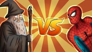 getlinkyoutube.com-SPIDERMAN vs. BRUMBÁL!