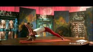 getlinkyoutube.com-Shiva Rea: Earth Flow Practice (30 min)