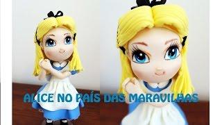 """getlinkyoutube.com-Biscuit: Alice de """"Alice no País das Maravilhas"""""""