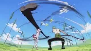 getlinkyoutube.com-Sanji vs Zoro [Eng Dub]