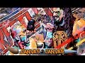 Triple H and Roman Reigns collide on the canvas: WWE Canvas 2 Canvas