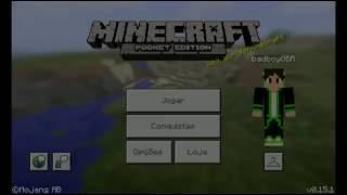 getlinkyoutube.com-Novo servidor de BUILD BATTLE ATUALIZADO para MCPE 15.0-16.0 ( Minecraft PE 0.16.0 )