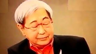 getlinkyoutube.com-失楽園の渡辺淳一さんが語る「男と女」と「老化」