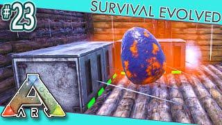 getlinkyoutube.com-ARK: Survival Evolved - High Level Breeding!  S3E23