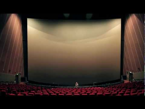 BFI IMAX screen replacement