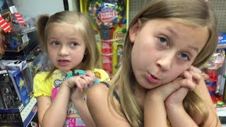 getlinkyoutube.com-CUTE KIDS Beg Daddy for TOYS During WWE Figure Shopping Trip