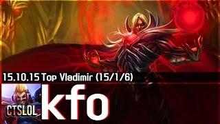478. kfo - 블라디미르 하이라이트 / Vladimir Highlights