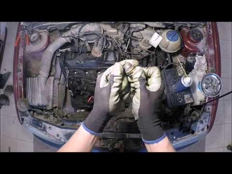 VW Vento - Замена радиатора отопителя