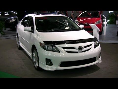 2012 Toyota Corolla Problems, Online Manuals and Repair ...