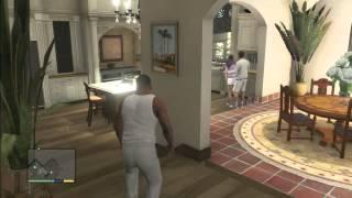 getlinkyoutube.com-HD: Let's Play Grand Theft Auto 5 [Part 9] Complications (PS3) GTA V