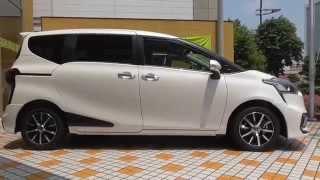 getlinkyoutube.com-TOYOTA 新型シエンタ・モデリスタ・エアロキットB(ホワイトパールクリスタルシャイン)実車