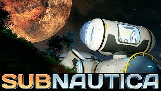 getlinkyoutube.com-Subnautica | Diamond Knife, Moonpool Blueprint, & Abandoned Base | Subnautica Gameplay