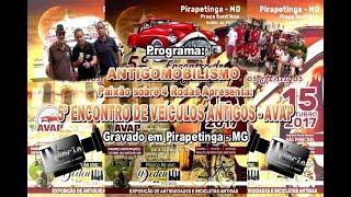 5º Encontro em Pirapetinga-MG.2017