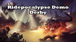 getlinkyoutube.com-Skylanders: SuperChargers Blind Playthrough Part 10 (Ridepacolypse Demo Derby)