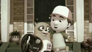 getlinkyoutube.com-'Special Agent Oso' and 'Handy Manny' - Lend a Hand, Lend a Paw Music Video