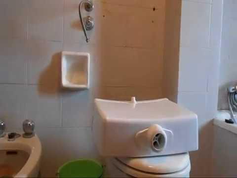 TUTORIAL: CAMBIARE LA CASSETTA O VASCHETTA DEL WC