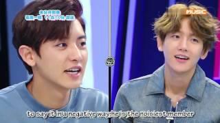 ENG SUB EXO Star Show 360 UNSEEN