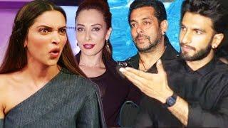 getlinkyoutube.com-Salman Khan & Iulia Vantur's MASTER PLAN, Deepika SHOCKING REACTS On Being Single