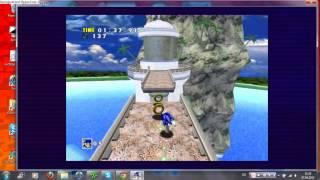 getlinkyoutube.com-Sonic Adventure DX Gameplay (+ Download kostenlos)