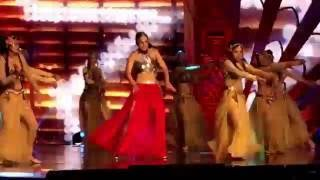 Rakul Preet Singh dance in SIIMA awards function in Singapore