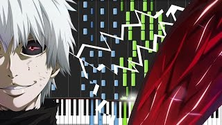 getlinkyoutube.com-Unravel - Tokyo Ghoul (Opening) [Piano Tutorial] (Synthesia) // Animenz