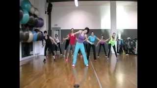 getlinkyoutube.com-Break free Pop Zumba choreo by Viktorija