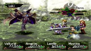 getlinkyoutube.com-Valkyrie Profile Final Boss Loki [Hard]