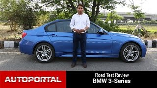 getlinkyoutube.com-2016  BMW 3 Series Test drive Review - Autoportal