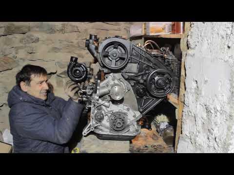 Восстановление после рукожопства. Поедет ли Mitsubishi Pajero или нет?