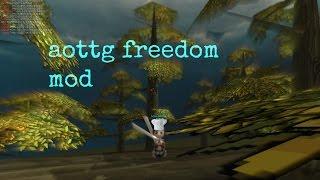 getlinkyoutube.com-aottg freedom mod