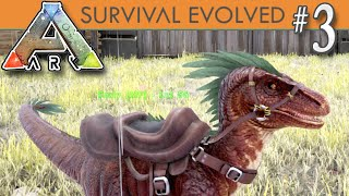 getlinkyoutube.com-ARK: Survival Evolved - Aerial Raptor Taming - E03