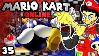 getlinkyoutube.com-Team Bob-Ombs? WHY?! (Mario Kart 8 Online: The Derp Crew - Part 35)