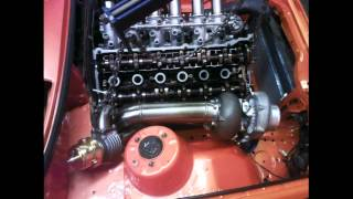 BMW E30 M52 Turbo from start to end of project ;)