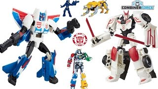 getlinkyoutube.com-JAIL BREAK EXPLOSION!!! TRANSFORMERS ROBOTS IN DISGUISE COMBINER FORCE STORMSHOT, AUTOBOT DRIFT TOYS