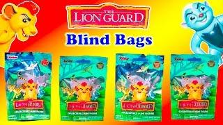 LION GUARD Disney Lion Guard Surprise + Doc McStuffins + Sofia Surprise Eggs Video