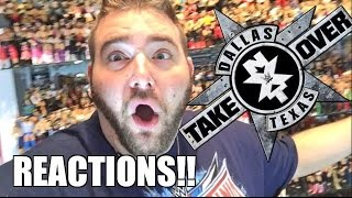 getlinkyoutube.com-NXT TAKEOVER DALLAS REACTIONS! Grims Full Show Results and Review 4/1/16