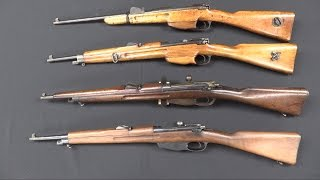 getlinkyoutube.com-(A Few of) The Many Faces of the Dutch M95 Carbine