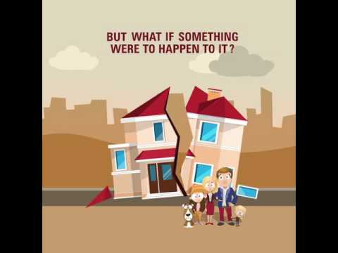 Protect your Home from calamities - Opt for Home Insurance