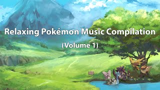 getlinkyoutube.com-Relaxing Pokémon Music Compilation