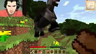 Mi propio caballo-minectaft-juegagerman