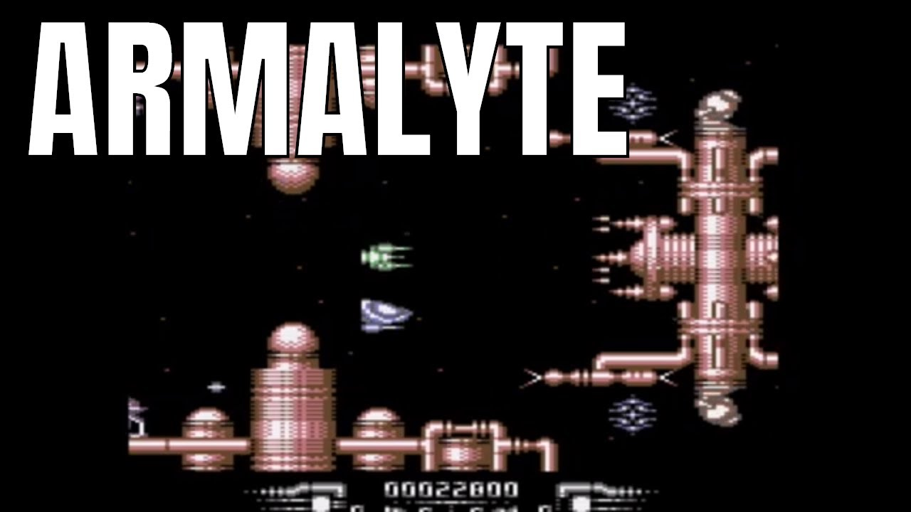 C64 Maxi Armalyte